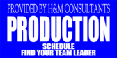 Event Planning Service Production