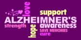 Support World Alzheimer's Awareness Month