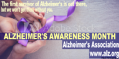 Alzheimer's Association Raise Awareness
