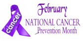 National Cancer Prevention Month American Cancer Foundation