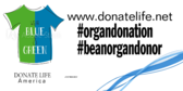 Organ Donation Month Hashtag
