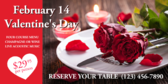 reserve your table3