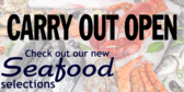 Seafood Carry Out Open