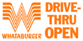 Whataburger Drive-thru Open 3x7