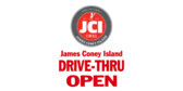 James Coney Island Drive Thru Sign 3x2