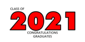 Class of 2020 Banner - Red