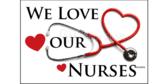 We Love Our Nurses
